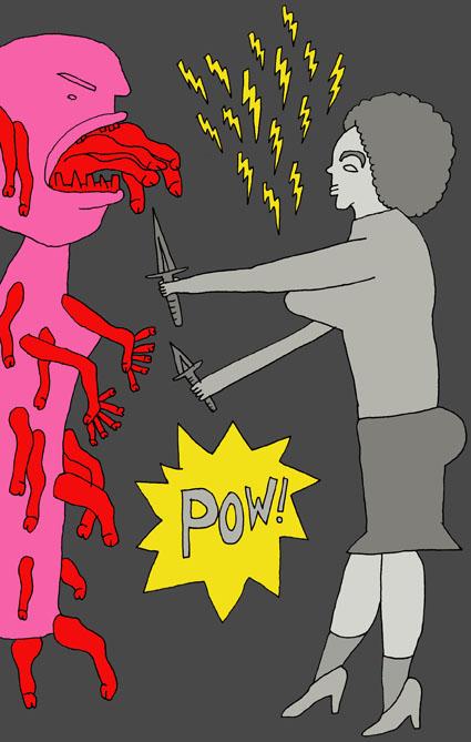 POW!  by Novio